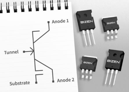 Bizen晶体管的投入使用有望撼动CMOS的地位