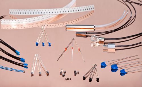 熱敏電阻類型、作用及區別