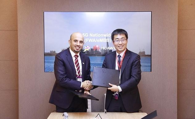 华为与全球领先运营商签署多个5G商用合同