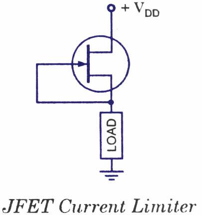 JFET-结型场效应晶体管限流器