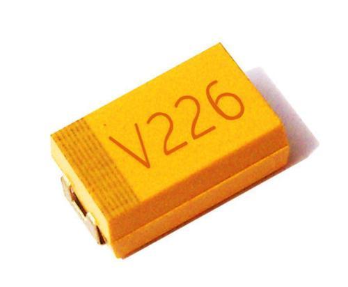 钽电容 2.2uF(225) ±10% 16V A(3216)