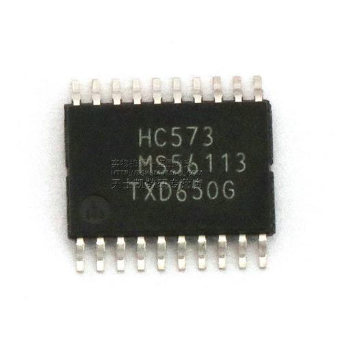 锁存器 74HC573D SOIC-20