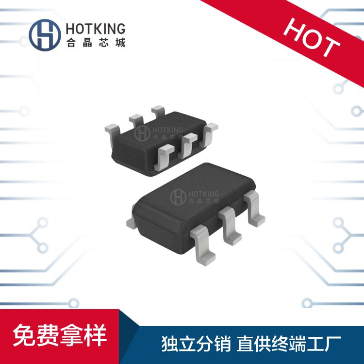 电池保护IC DW01 SOT-23-6