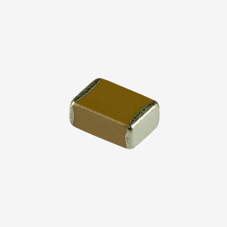 贴片电容 2.2nF(222) ±10% 50V X7R 0402
